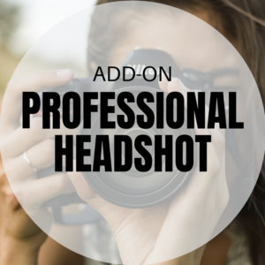 Add-On Professional Headshot